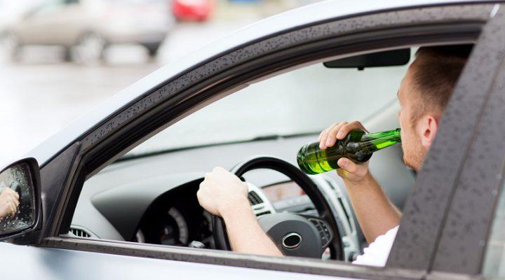 МВД снова хочет ужесточить наказание за пьяную езду