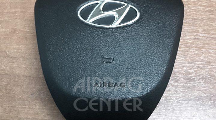 Восстановление накладки на руль Hyundai