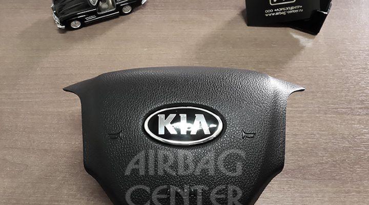 Восстановление накладки на руль Kia Picanto