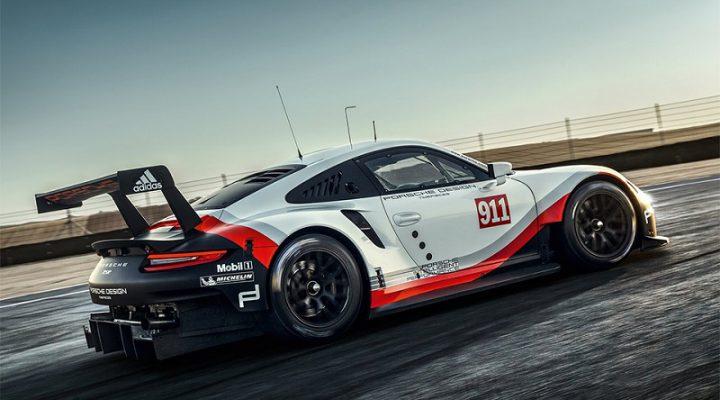 Компания Porsche подготовила для Ле-Мана среднемоторный 911