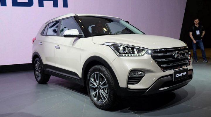 Hyundai создал для Бразилии собственную «Крету»