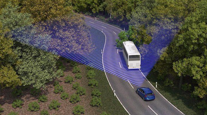 Ford поможет водителям уворачиваться от аварий