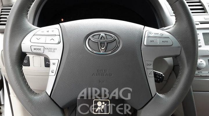 История восстановления системы безопасности: Toyota Camry