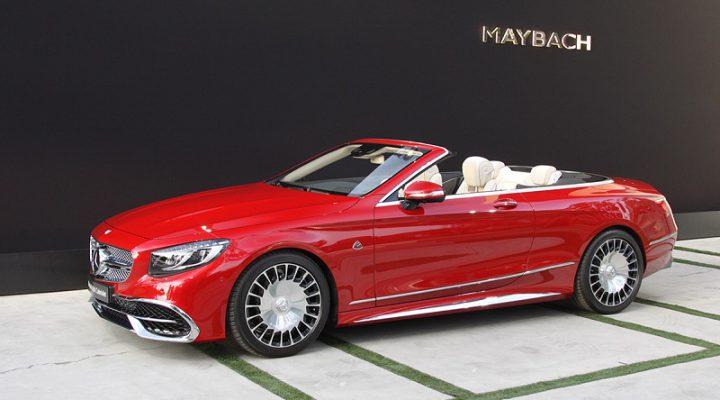 Самый дорогой Mercedes: продажи в России начнутся летом
