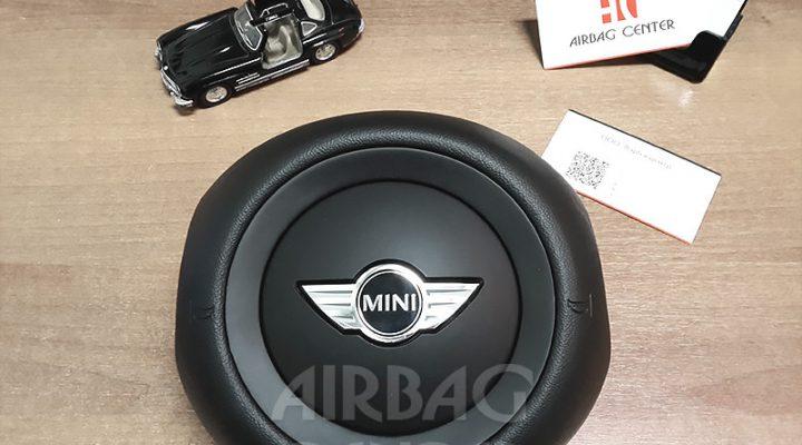 Восстановление накладки на руль MINI Cooper
