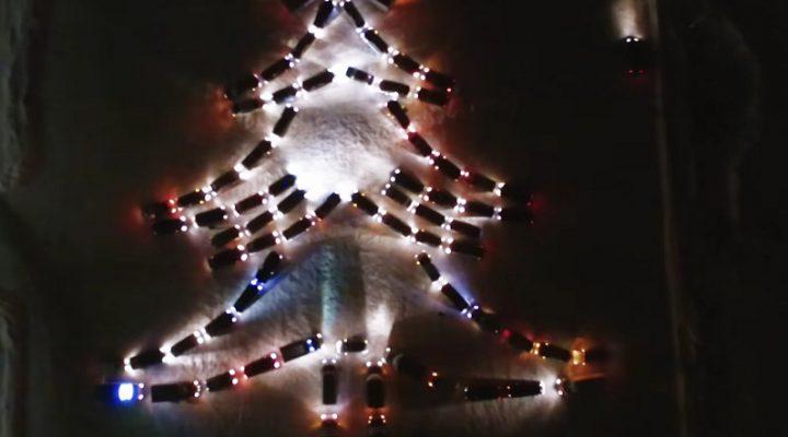 Новогодняя ёлка в Челябинске