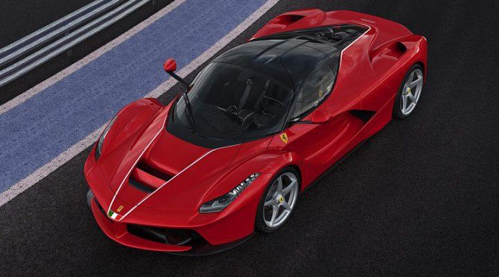 LaFerrari побила рекорд стоимости для выпущенных в 21 веке машин