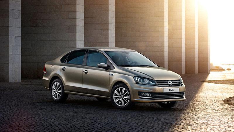 Volkswagen Polo sedan нынешнего образца