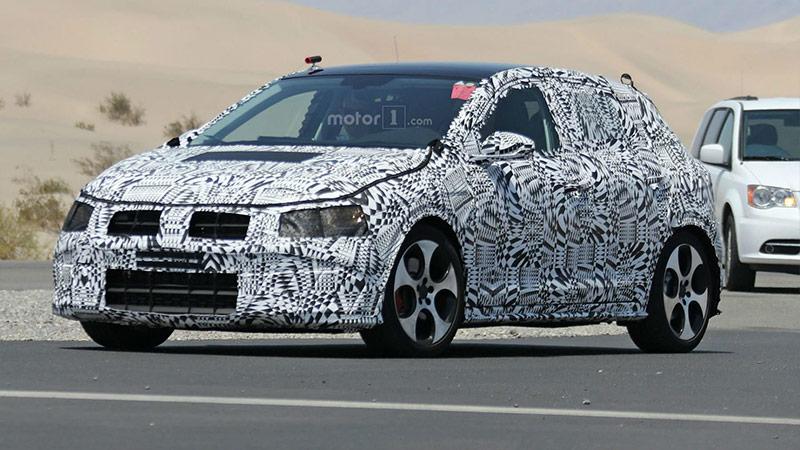 Хэтчбек Volkswagen Polo нового поколения
